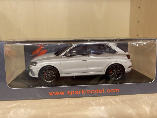 Audi RS Q3 - Weiss