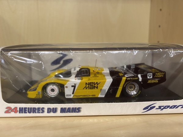 Porsche 956 - #7 - Winner 24h LeMans 1985